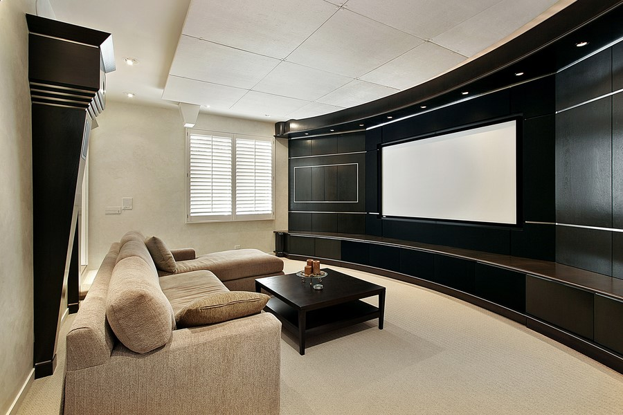 3 Components of a Great Media Room Design