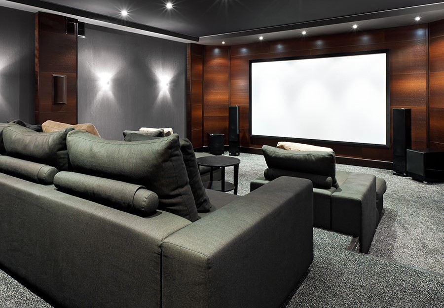 What Makes a Great Media Room Design?