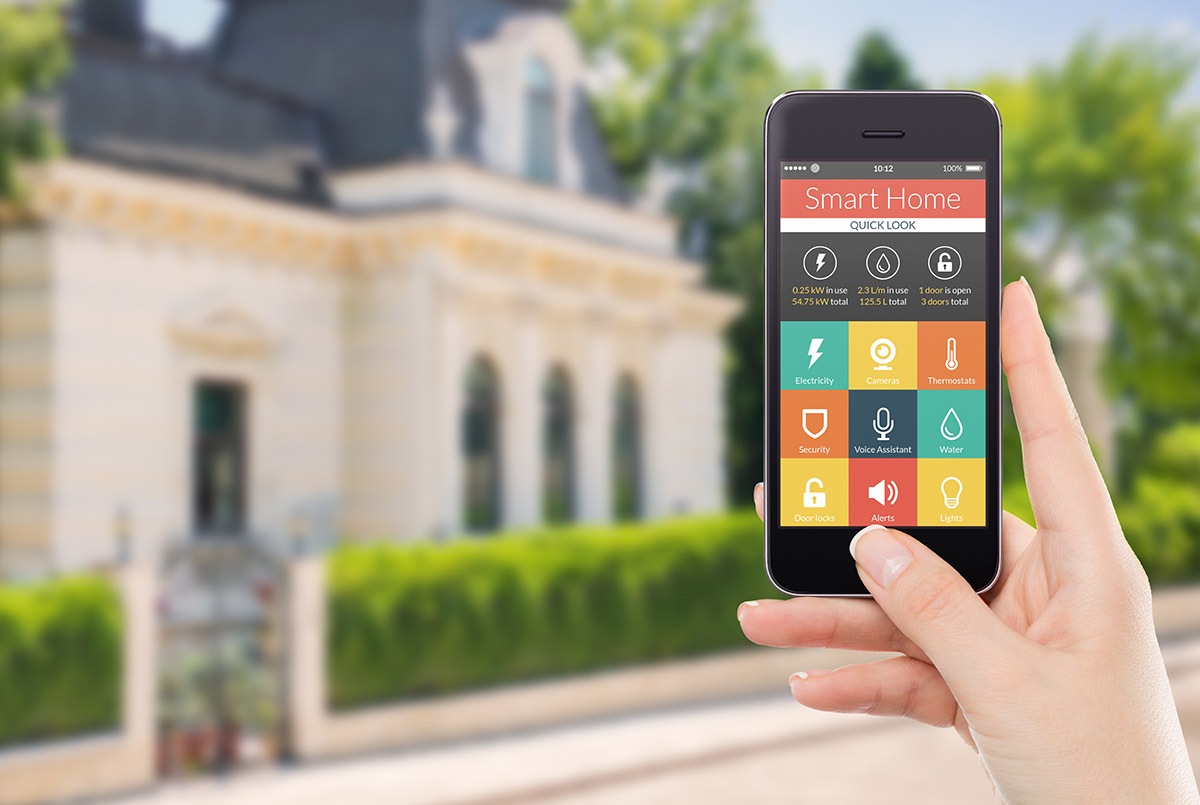 How installing a smart home could reduce your home insurance