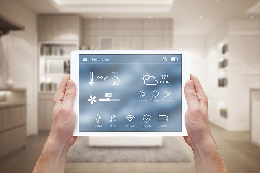 [INFOGRAPHIC] What exactly IS a smart home?